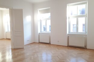 Sanierte, helle, moderne und bestens ausgestattete 2-Zimmer-Altbauwohnung in sehr guter Lage des 3. Bezirks