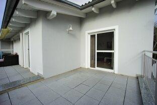 Leistbare 54 m²-Wohnung mit 13 m² Dachterrasse für Singles und Paare mit Grün-Ruhe-Lage in Wartberg ob der Aist