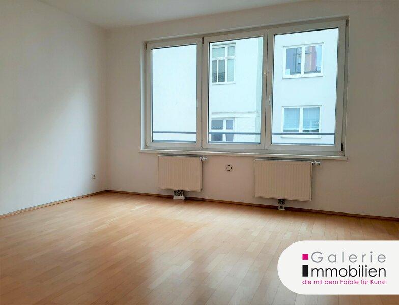 Unbefristet: Charmante 2-Zimmer-Wohnung in absoluter Ruhelage mit großer Gemeinschaftsterrasse Objekt_33901