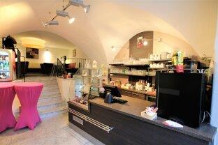 Vermietet - Gut eingeführtes, schickes Caféhaus sucht Nachmieter