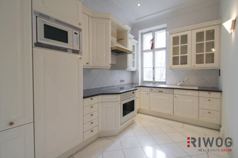 Möblierte 3 Zimmer ALTBAUWOHNUNG mit kleinem BALKON, schönes Haus, gute Lage /  / 1180Wien / Bild 4
