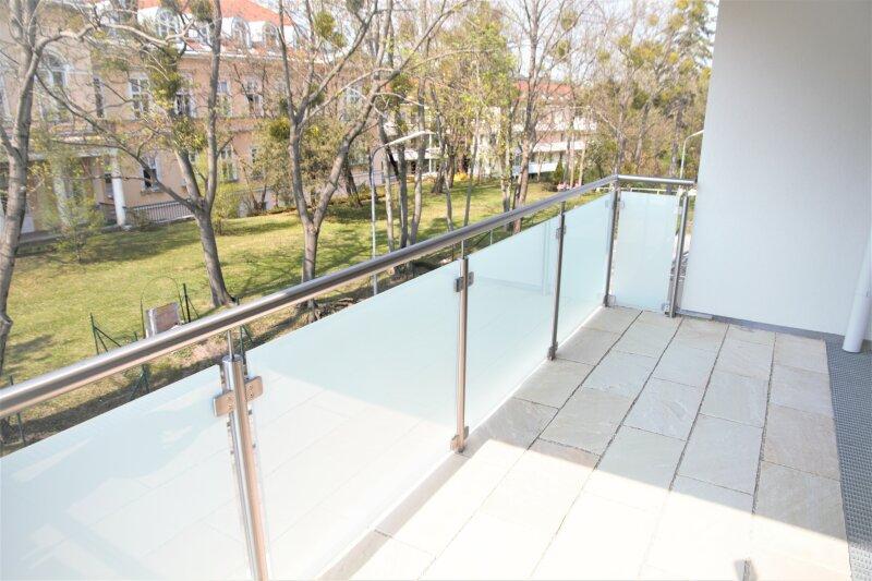2 BALKONE, 52m²-Wohnküche + 3 Zimmer, 2. Stock, Bj. 2017, Obersteinergasse 19 /  / 1190Wien / Bild 1