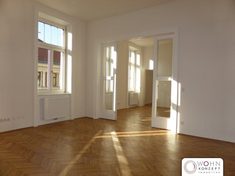 Klassischer 125m² Stilaltbau mit Einbauküche in unbefristeter Hauptmiete - 1030 Wien /  / 1030Wien / Bild 1