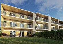 NEUBAU - Traumhafte Gartenwohnung mit großer Terrasse - TOP-PREIS -  PROVISIONSFREI !