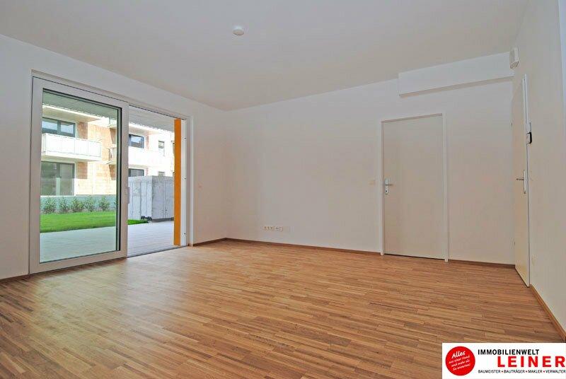 52m² Neubauwohnung mit schönem Garten und Terrasse Objekt_8904