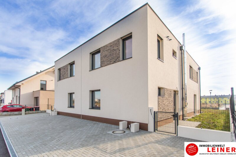 Moderne Doppelhaushälfte in familienfreundlicher Siedlung in Bruck an der Leitha Objekt_10076 Bild_833