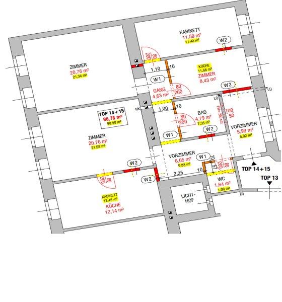 ++NEU++ Kernsanierter 4-Zimmer Familienerstbezug !! in aufstrebender Lage! **VIDEOBESICHTIGUNG** PROVISIONSRABATT! /  / 1030Wien / Bild 14
