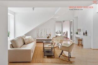 Bildschöne 5 Zimmer Wohnung mit 2 Terrassen auf einer Ebene Nähe Kutschkermarkt