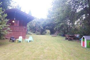 Baugrund mit Gartenhaus in ruhiger Lage - Nähe Ossiacher See