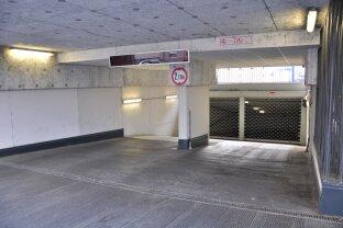 Tiefgaragenstellplätze nahe Mariahilferstraße in der Wallgasse 15 ab 01.02.20!!