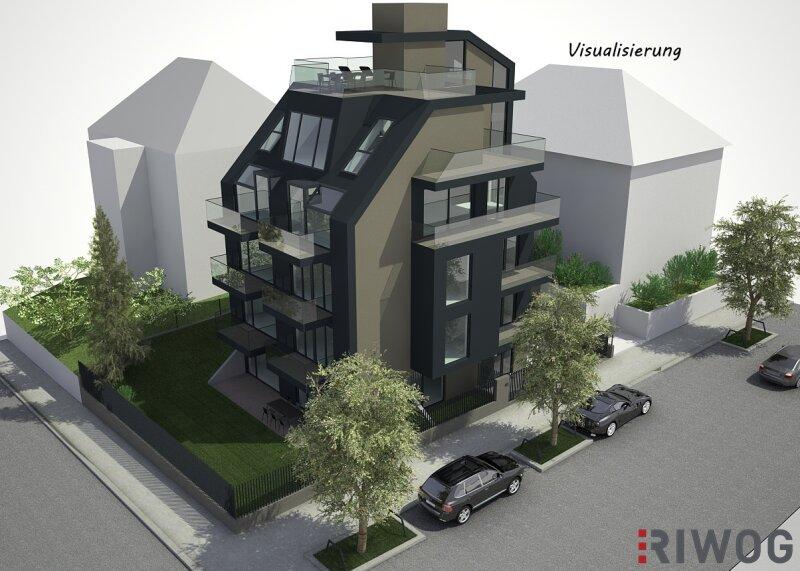 PIED A TERRE - wertstabil - hochwertig - glamourös - Top 8 im Dachgeschoss mit Terrasse /  / 1190Wien / Bild 2