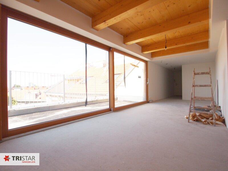 Hochwertig errichtete 3 Zimmer DG-Maisonette mit Wohnküche, Abstellraum, Wintergarten und Terrasse mit fantastischem Wienblick! /  / 1100Wien / Bild 3
