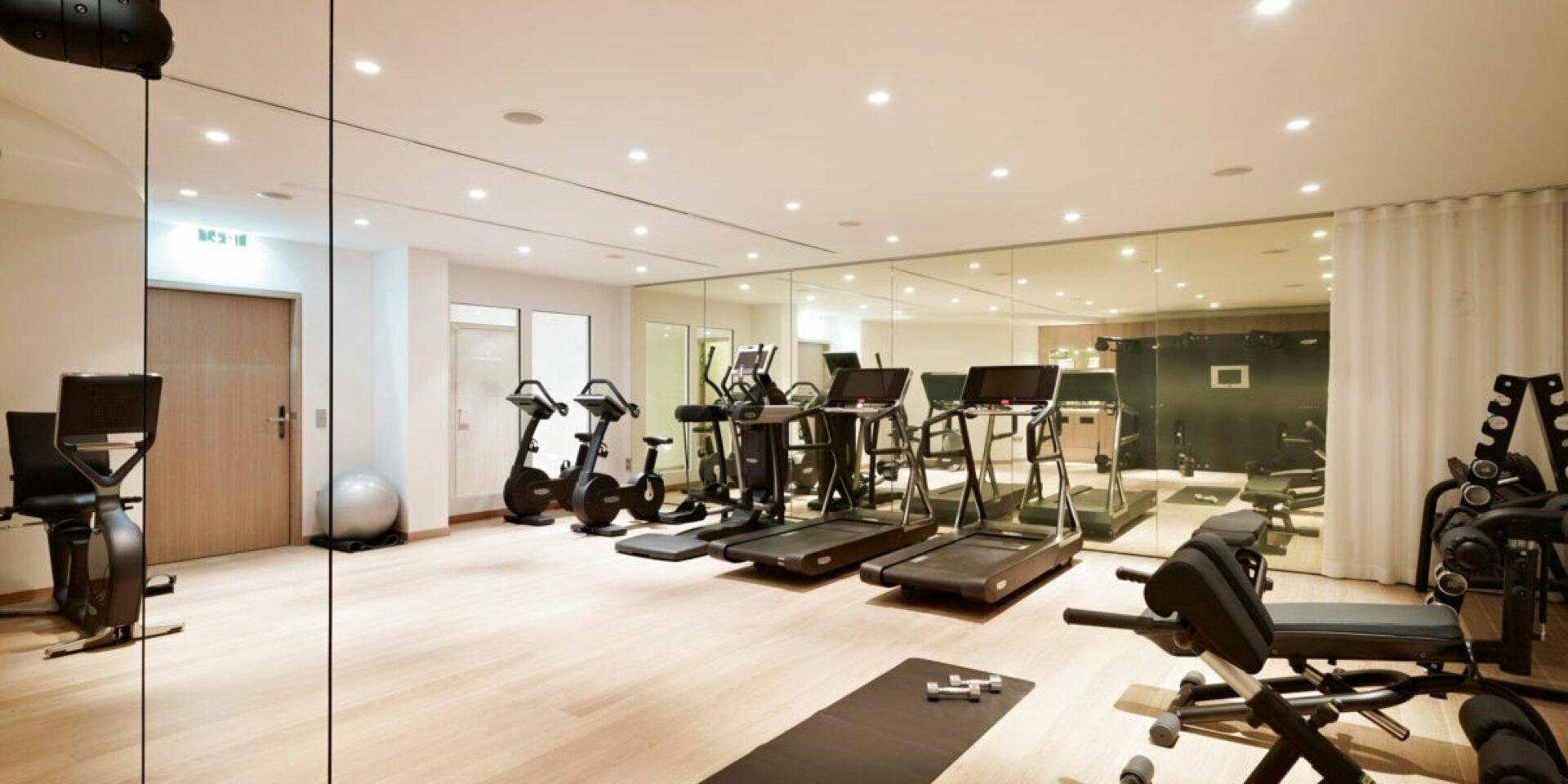 Fitness (Bildrechte Hotel SANS SOUCI)