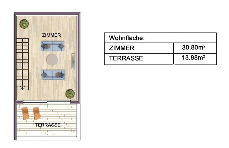 Erstbezug: herrliches, lichtverwöhntes Doppelhaus auf 3 Ebenen - 2 Min. nach Wien /  / 2301Groß-Enzersdorf / Bild 9