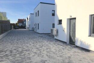 Neubau-Erstbezug! 4 Einfamilienhäuser mit Gärten jeweils 4-Zimmer, eines noch verfügbar!!!