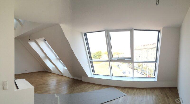 Erstbezug! Helle 3-Zimmer Wohnung mit Terrasse und traumhaften Ausblick - Zentrum Korneuburg /  / 2100Korneuburg / Bild 2