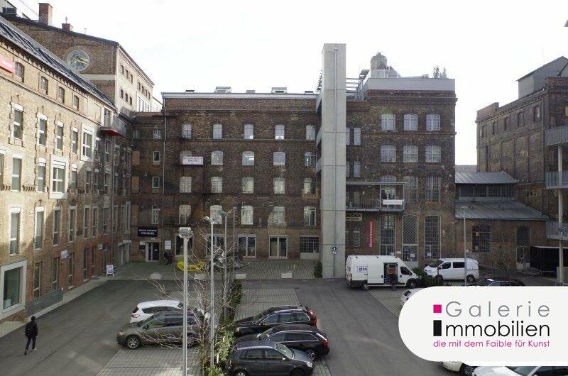 Wohnen und Arbeiten - große Terrasse - ehemalige Anker Brotfabrik Objekt_29597 Bild_68