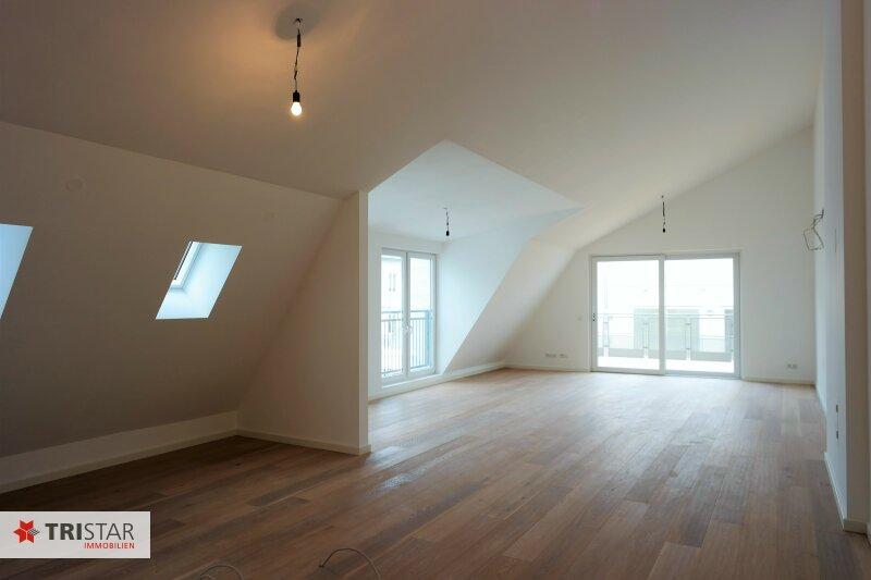 :::Wohnprojekt im Baurecht - grosszügige DG-Loftwohnung mit Terrasse in Grünruhelage Nähe Stadtplatz::: /  / 3400Klosterneuburg / Bild 4