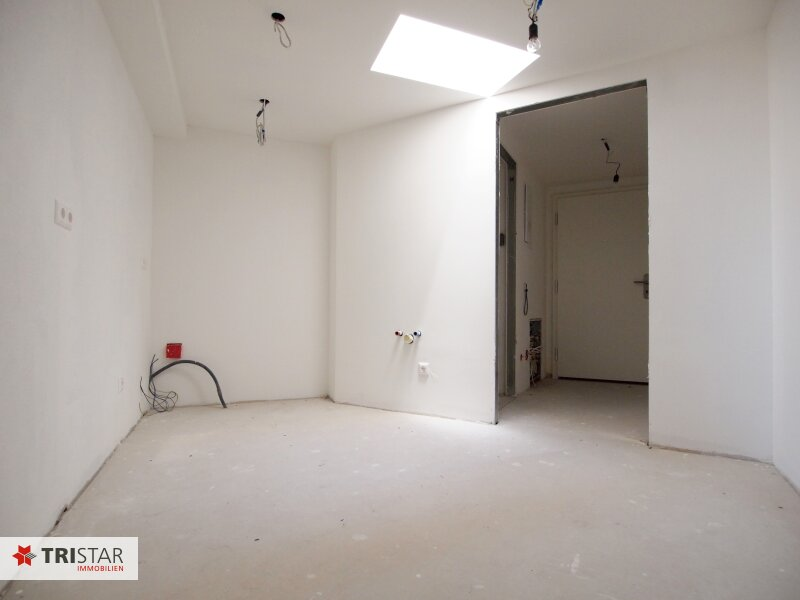 Hochwertig errichtete 2,5 Zimmer DG-Maisonette mit Küche, Abstellraum, Terrasse und fantastischem Wienblick! /  / 1100Wien / Bild 6