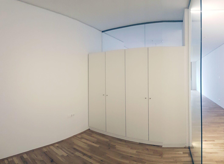 Schlafzimmer, exklusive Stadtwohnung Kufstein