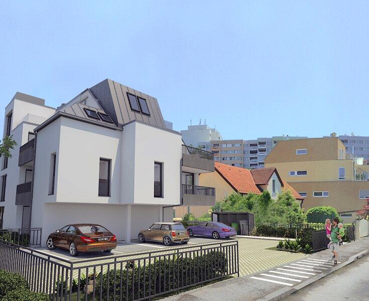 2-Zimmmer Terrassenwohnung in zentrale Lage nahe Alte Donau!