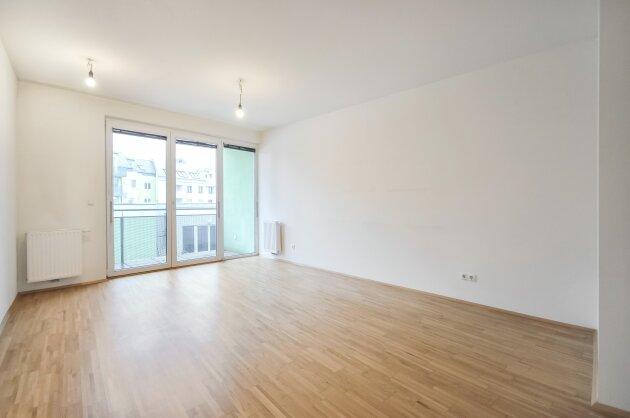 Foto von +WOW+ 2-Zimmer Neubauwohnung mit Balkon!!! (Ab 01.10.2020 AUF UNBEFRISTETE ZEIT)