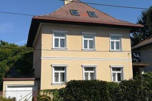 Großzügiges Haus im Herzen Floridsdorfs, absolute Ruhelage ( PROVISIONSFREI )