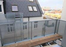 Erstbezug: 65m² DG-Wohnung + 8m² Balkon Nähe U3 Enkplatz!