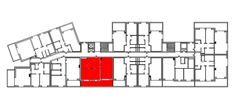 Top 12 - Drei-Zimmer-Wohnung mit großem Balkon. Zum Sonne tanken /  / 2700Wiener Neustadt / Bild 0