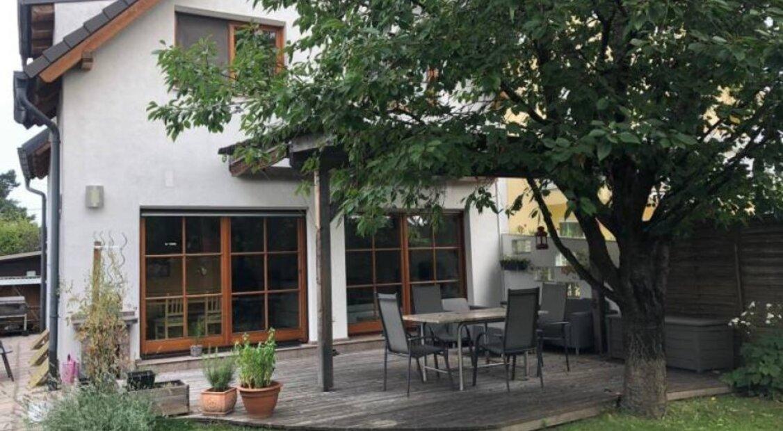 Haus auf Eigengrund bei der Alten Donau - Seltenheit!