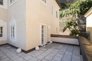 Einzigartige Terrassenwohnung