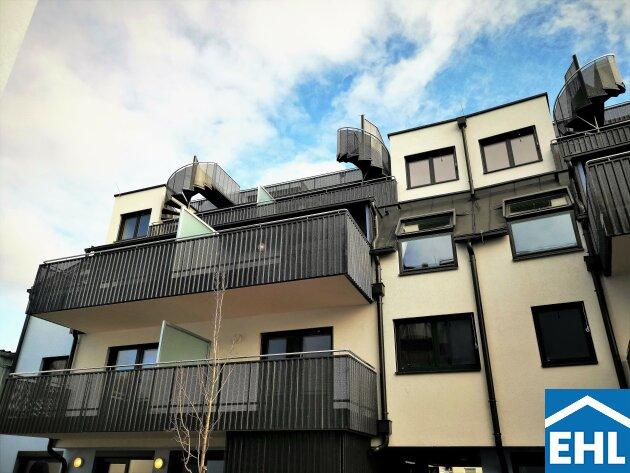Provisionsfreie Maisonettewohnung mit Garten und Terrasse