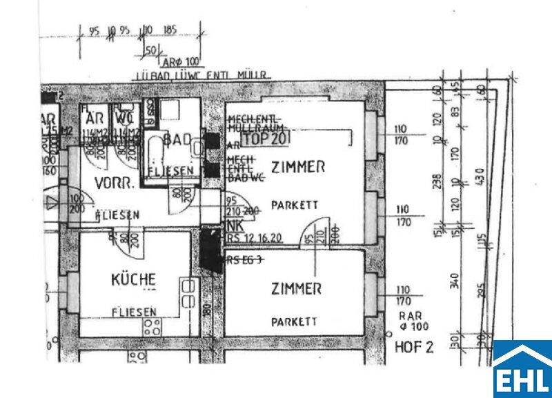 Traumhafte 2-Zimmer-Wohnung im Herzen Wiens /  / 1010Wien / Bild 8