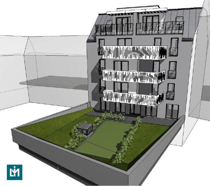 Baugenehmigtes Neubauprojekt in zentraler Gersthofer Lage!