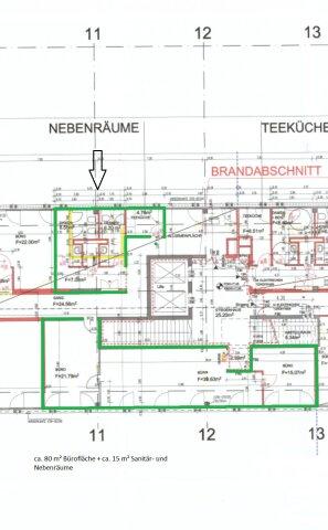 DIREKT VOM EIGENTÜMER - Moderne Büroflächen im IQ Center Salzburg/Itzling