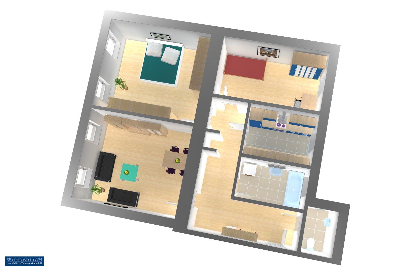 3D-Ansicht 1