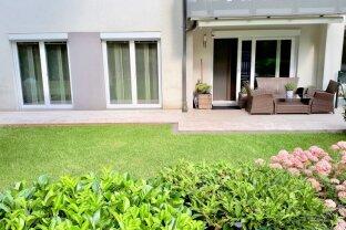 Neuwertige Gartenwohnung in familienfreundlicher Wohnhausanlage - Garagenplatz - 1140 Wien