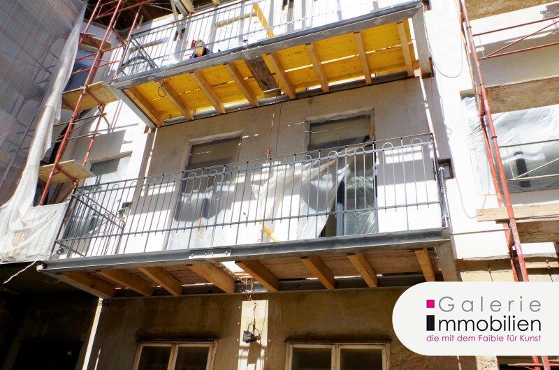 Exklusive Altbauwohnung mit Balkon in revitalisiertem Biedermeierhaus Objekt_33352