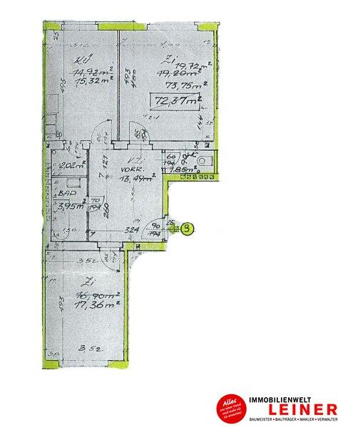 2320 Schwechat: die perfekte Stadtwohnung - 3 Zimmer Eigentumswohnung direkt am Hauptplatz! Objekt_9453 Bild_609