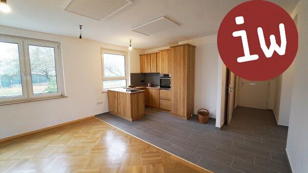 Neuwertige Eigentumswohnung am Fuße des Sachsenviertels