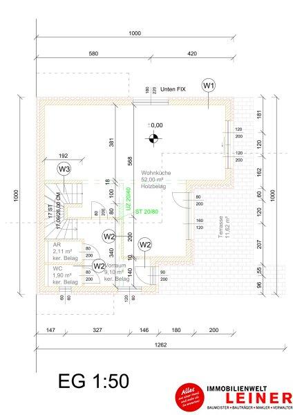 Achtung! Kaufanbot liegt vor! Exklusives Einfamilienhaus (Haus 3) mit traumhafter Dachterrasse sowie Gründach am Laaer Berg! /  / 1100Wien / Bild 4