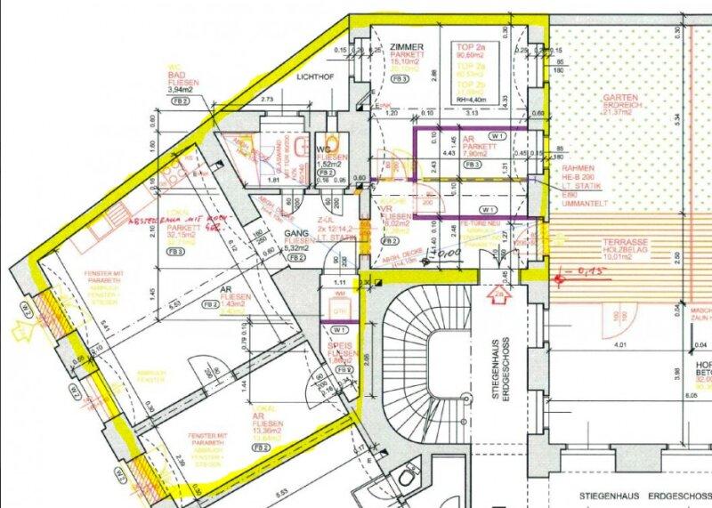 4-Zimmer Altbauwohnung in 1020 Wien /  / 1020Wien / Bild 6