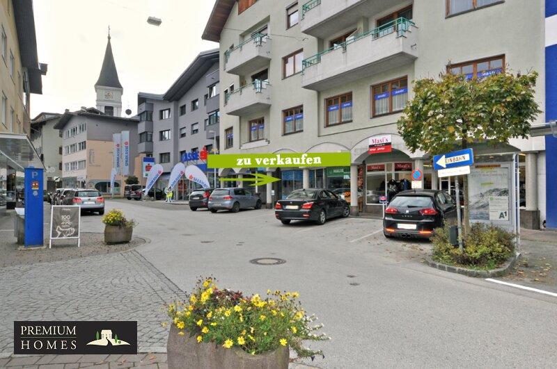 Beispielbild für WÖRGL: Geschäftsfläche im Zentrum zu verkaufen (Mieter vorhanden) - 155,53 m2