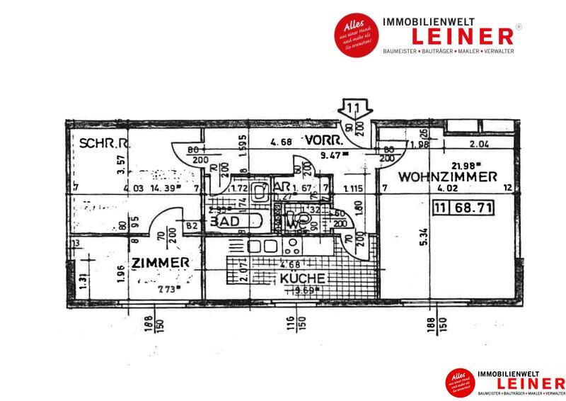 69 m² Eigentumswohnung in 1030 Wien - Fasanviertel nur 5 Minuten vom Schloss Belvedere entfernt Objekt_15371 Bild_360