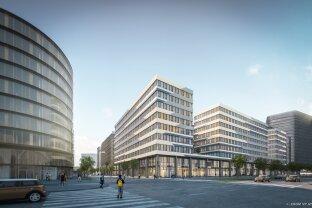 Bürohaus QBC 2b im Quartier Belvedere (reserviert) ||