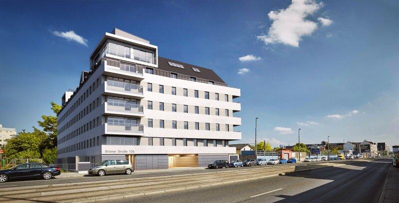 WOHNEN MIT WEITBLICK - Urbanes Wohnen mit Grünblick im Umfeld der Weinberge /  / 1210Wien / Bild 7