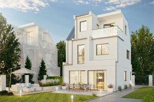 Alte Donau - Einzelhäuser auf Eigengrund in gefragter Lage provisionsfreier Erstbezug