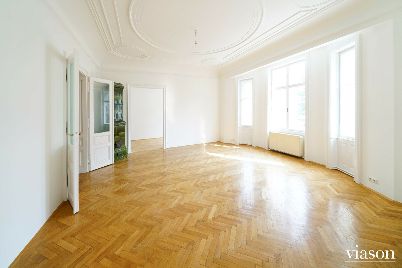 Zimmer einer Wohnung im Haus
