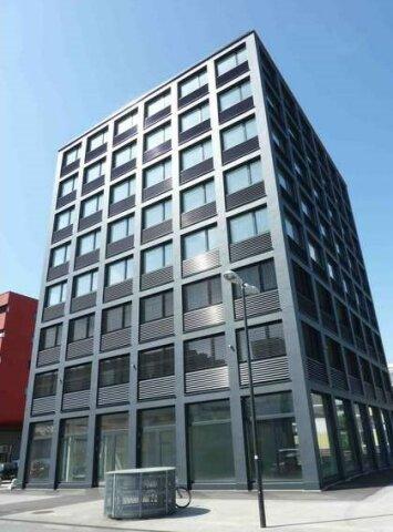 DIREKT VOM EIGENTÜMER - Moderne Büros im IQ Tower, flexible Raumaufteilung möglich