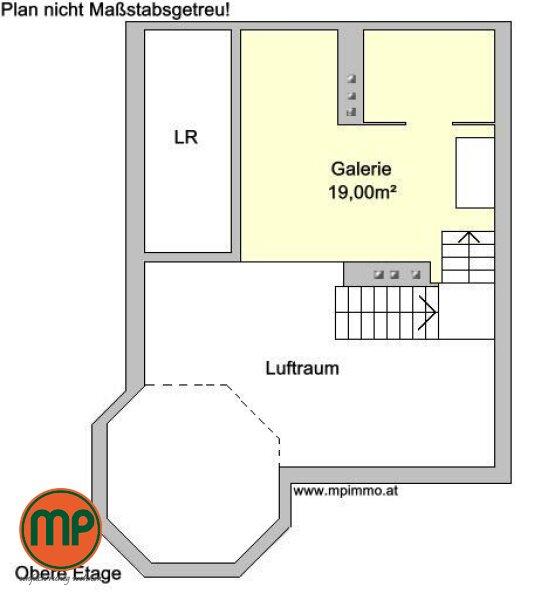 Pärchenwohnung mit Turmzimmer und Galerie /  / 1130Wien / Bild 6